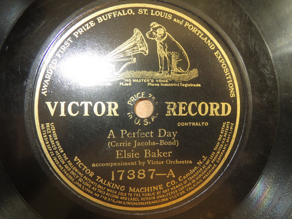 Perfect Day record