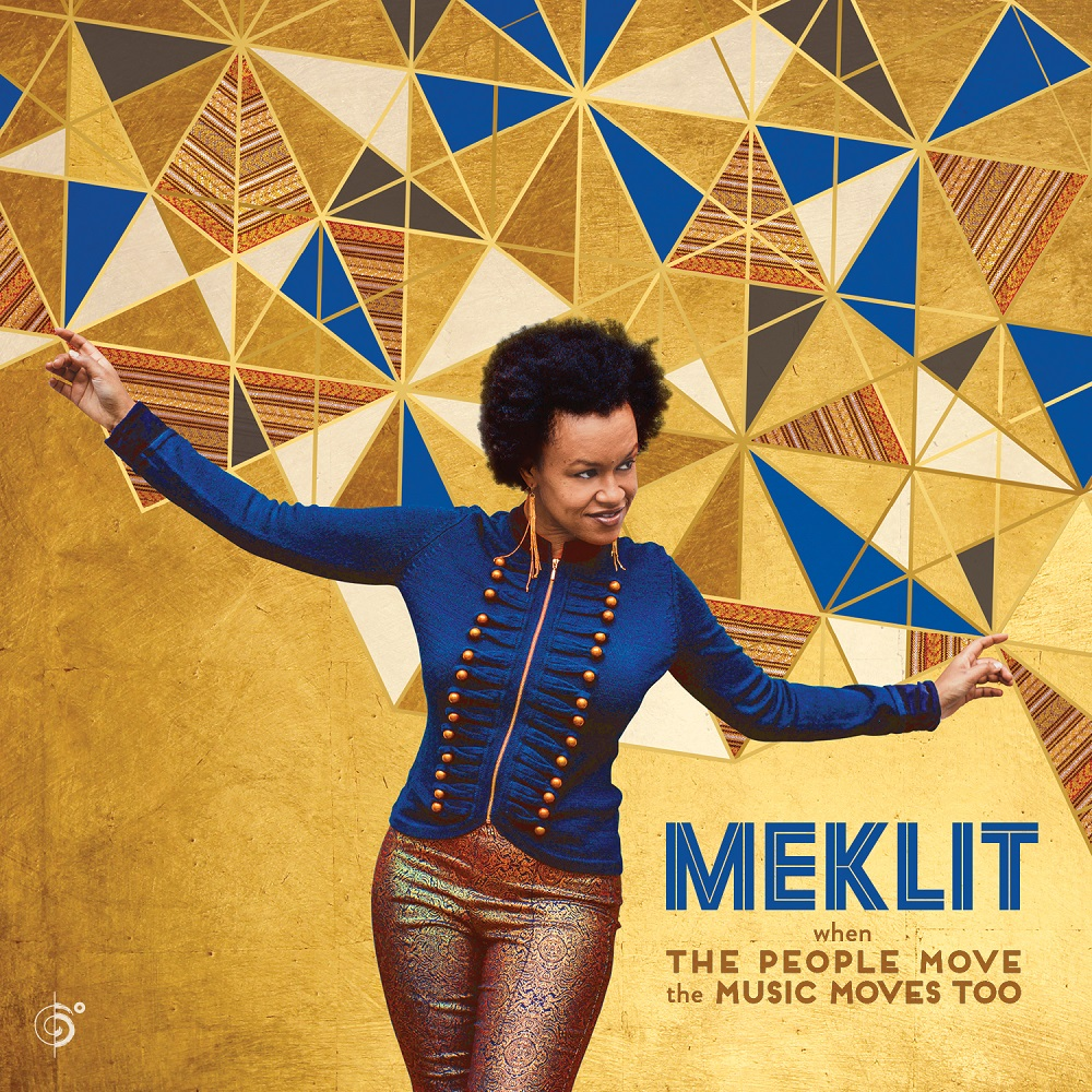 Meklit When The People Move album cover