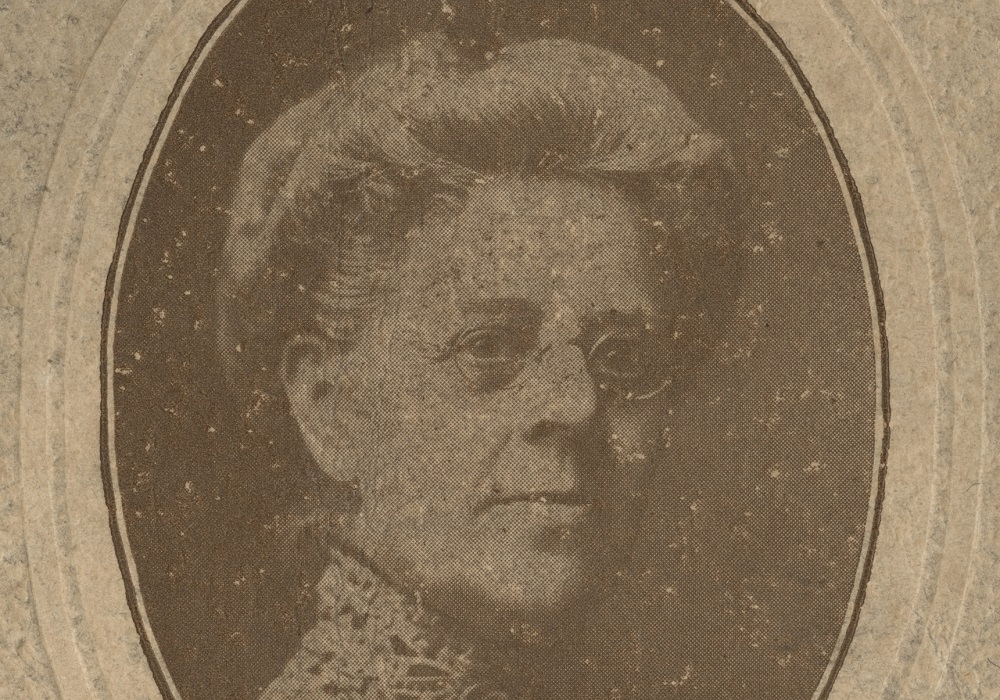 Portrait of E.L. Ashford